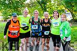 Endurance Festival : Taking part in the Listowel Endurance Festival held in the Listowel Town park on Friday & Saturday last were Ann O'Shea, Mary Toomey, Jill McCann, 100th Marathon, Marilyn O'Shea, Theresa Grimes 100th Marathon & Anna Stack.