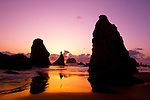 Bandon Beach, Oregon.