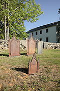 Meeting House Cemetery in Danville, New Hampshire USA