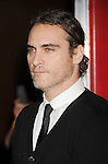 LOS ANGELES, CA- DECEMBER 12: Actor Joaquin Phoenix arrives at the 'Her' Los Angeles Premiere - Arrivals at Directors Guild Of America on December 12, 2013 in Los Angeles, California.