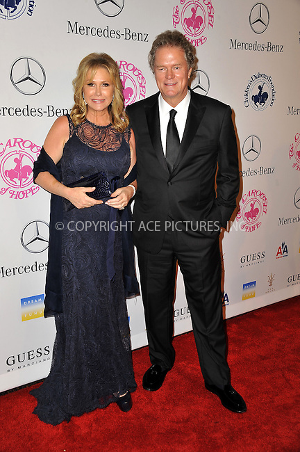 WWW.ACEPIXS.COM......October 20, 2012, Los Angeles, CA.....Kathy Hilton and Rick Hilton arriving at the 26th Anniversary Carousel Of Hope Ball at The Beverly Hilton Hotel on October 20, 2012 in Beverly Hills, California. ............By Line: Peter West/ACE Pictures....ACE Pictures, Inc..Tel: 646 769 0430..Email: info@acepixs.com