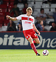 Mark Roberts of Stevenage. Stevenage v AFC Wimbledon - Capital One Cup First Round - Lamex Stadium, Stevenage . - 14th August, 2012. © Kevin Coleman 2012