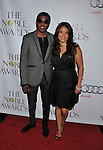 """BEVERLY HILLS, CA. - October 18: Kenny """"Babyface"""" Edmonds and Nicole Pantenberg arrive at the First Annual Noble Humanitarian Awards at The Beverly Hilton Hotel on October 18, 2009 in Beverly Hills, California."""