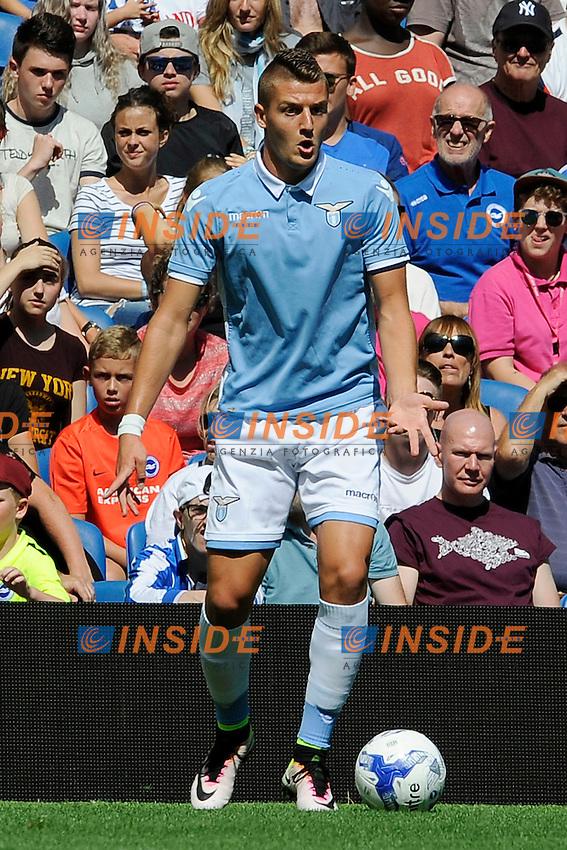 Sergej Milinkovic Savic<br /> Brighton 31-07-2016  Amichevole Brighton Vs Lazio SS Lazio friendly match<br /> Foto Marco Rosi/Fotonotizia/Insidefoto
