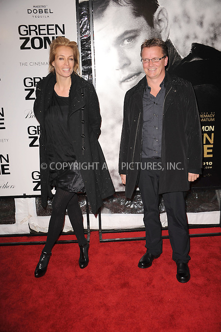 WWW.ACEPIXS.COM . . . . . .February 25, 2010, New York City....Frederique van der Wal attends a screening of 'Green Zone'  on February 25, 2010 in New York City....Please byline: KRISTIN CALLAHAN - ACEPIXS.COM.. . . . . . ..Ace Pictures, Inc: ..tel: (212) 243 8787 or (646) 769 0430..e-mail: info@acepixs.com..web: http://www.acepixs.com .