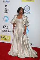 LOS ANGELES - FEB 5:  Roslyn M Brock at the 47TH NAACP Image Awards Arrivals at the Pasadena Civic Auditorium on February 5, 2016 in Pasadena, CA