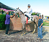 Jewell AA winning at Delaware Park on 8/12/15