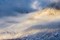 Endicott mountains of the Brooks range, arctic, Alaska.