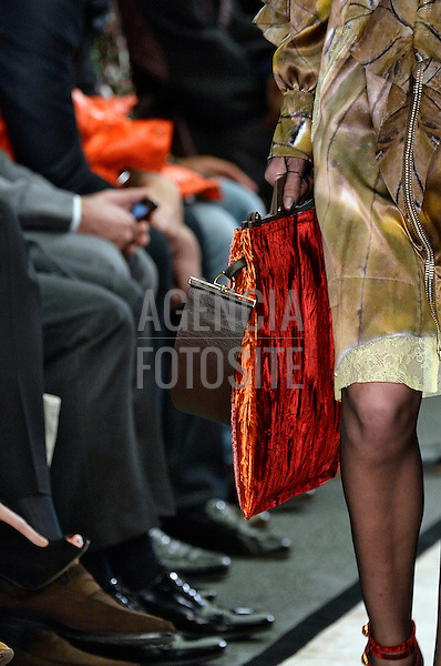 Paris, Franca &ndash; 02/2014 - Desfile de Givenchy durante a Semana de moda de Paris - Inverno 2014.&nbsp;<br /> Foto: FOTOSITE