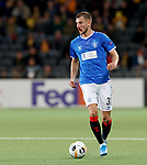 03.10.2019 Young Boys of Bern v Rangers: Borna Barisic with a bloody face