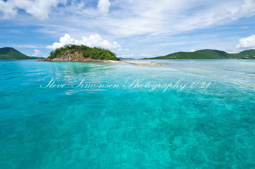 Waterlemon Cay<br /> Virgin Islands National Park<br /> St. John<br /> U.S. Virgin Islands