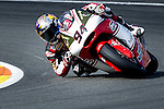 The rider Jonas Folger during Moto2 race in Valencia. 2014/11/09. Spain. Samuel de Roman / Photocall3000.
