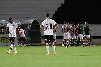Recife,PE,12.03.2020 - SANTA CRUZ - BOTAFOGO/PB - Partida entre Santa Cruz e Botafogo/PB válida pela 7° rodada da Copa do Nordeste, nesta quinta-feira(11) no estádio do Arruda, Recife(PE).(Rafael Vieira/Código19).