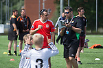 McDonalds Community Football festival at Rogerstone School.<br /> 25.06.16<br /> ©Steve Pope Sportingwales