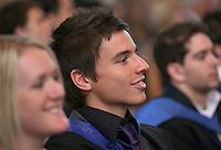 New graduates at the Graduation Ceremony, University of Surrey.
