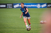 Kansas City, MO - Saturday July 22, 2017: Sam Witteman during a regular season National Women's Soccer League (NWSL) match between FC Kansas City and the North Carolina Courage at Children's Mercy Victory Field.