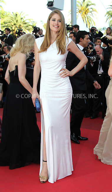 WWW.ACEPIXS.COM . . . . .  ..... . . . . US SALES ONLY . . . . .....May 17 2011, Cannes....Doutzen Kroes at the premiere of 'The Beaver' at the Cannes Film Festival on May 17 2011 in Cannes, France....Please byline: FAMOUS-ACE PICTURES... . . . .  ....Ace Pictures, Inc:  ..Tel: (212) 243-8787..e-mail: info@acepixs.com..web: http://www.acepixs.com