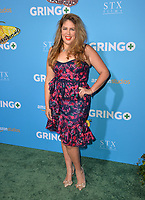 Lizza Monet Morales at the world premiere for &quot;Gringo&quot; at the L.A. Live Regal Cinemas, Los Angeles, USA 06 March 2018<br /> Picture: Paul Smith/Featureflash/SilverHub 0208 004 5359 sales@silverhubmedia.com