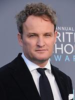 11 January 2018 - Santa Monica, California - Jason Clark. 23rd Annual Critics' Choice Awards held at Barker Hangar. <br /> CAP/ADM/BT<br /> &copy;BT/ADM/Capital Pictures