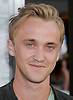 """Tom Felton .arrives at the Los Angeles Premiere of """"The Hangover Part II"""" at the Grauman's Chinese Theatre on May 19, 2011 in Hollywood, California. .Mandatory Photo Credit: ©Crosby/Newspix International..**ALL FEES PAYABLE TO: """"NEWSPIX INTERNATIONAL""""**..PHOTO CREDIT MANDATORY!!: NEWSPIX INTERNATIONAL(Failure to credit will incur a surcharge of 100% of reproduction fees)..IMMEDIATE CONFIRMATION OF USAGE REQUIRED:.Newspix International, 31 Chinnery Hill, Bishop's Stortford, ENGLAND CM23 3PS.Tel:+441279 324672  ; Fax: +441279656877.Mobile:  0777568 1153.e-mail: info@newspixinternational.co.uk"""