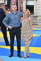 Russell Tovey &amp; Sarah Hadland<br /> Royal Academy of Arts Summer Exhibition Preview Party at The Royal Academy, Piccadilly, London, England, UK on June 06, 2018<br /> CAP/Phil Loftus<br /> &copy;Phil Loftus/Capital Pictures