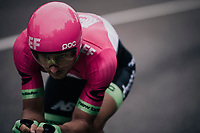 Sacha Modolo (ITA/EducationFirst-Drapac)<br /> <br /> stage 16: Trento &ndash; Rovereto iTT (34.2 km)<br /> 101th Giro d'Italia 2018