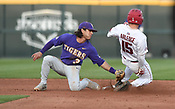 LSU at Arkansas Baseball 4-7-17
