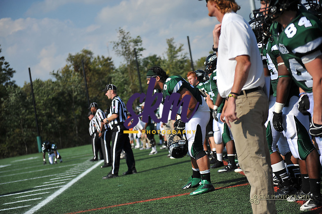 Trailing at the half, the Mustangs valiant effort to comeback fell short as they lose to the Dutchmen 28 - 3, Saturday afternoon at Mustang Stadium in Owings Mills.Trailing at the half, the Mustangs valiant effort to comeback fell short as they lose to the Dutchmen 28 - 31 Saturday afternoon at Mustang Stadium in Owings Mills.