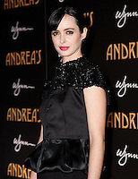 LAS VEGAS, NV - January 16 : Krysten Ritter pictured at the grand opening of Andrea's at Encore at Wynn Las Vegas in Las Vegas, Nevada on January 16, 2013. Credit: Kabik/Starlitepics/MediaPunch Inc. /NortePhoto
