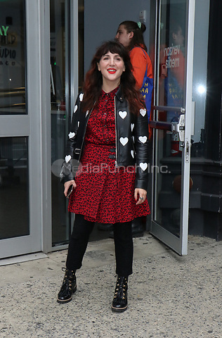 NEW YORK, NY- November 5: Piera Gelardi at Build Series promoting 29Rooms on November 5, 2019 in New York City. Credit: RW/MediaPunch