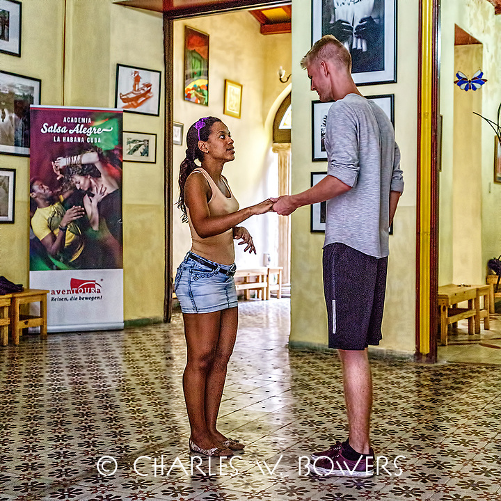 Faces Of Cuba -Dance lessons.<br />