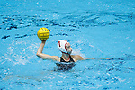 INDIANAPOLIS, IN - MAY 14: Jordan Ranery (7) of Stanford University looks to shoot during the Division I Women's Water Polo Championship held at the IU Natatorium-IUPUI Campus on May 14, 2017 in Indianapolis, Indiana. Stanford edges UCLA, 8-7, to win fifth women's water polo title in the past seven years. (Photo by Joe Robbins/NCAA Photos/NCAA Photos via Getty Images)
