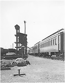 #310 on passenger train.<br /> D&amp;RGW