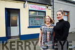 Kerry Dore of Kerrie's Ko Ko and Philomena Doherty Beauty Therapy.