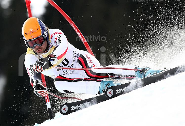 Ski Alpin;  Saison 2006/2007   05.01.2007 42. Weltcup Riesenslalom  Herren Thomas Frey  (FRA)
