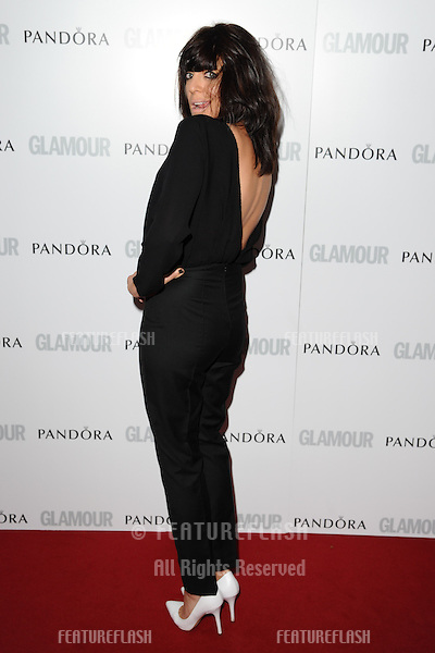 Claudia Winkleman arriving for the 013 Glamour Women of The Year Awards, Berkeley Square, London. 04/06/2013 Picture by: Steve Vas / Featureflash