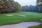 ENSCHEDE - Hole Oost 9  vroeg in de ochtend, Golfbaan Rijk van Sybrook - COPYRIGHT KOEN SUYK