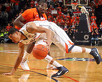 20110202 Clemson Tigers Virginia Cavaliers NCAA men's basketball AC