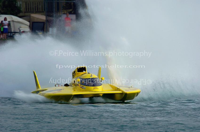 "Greg Hopp. GP-1 ""Happy Go Lucky"" (Grand Prix Hydroplane(s)"