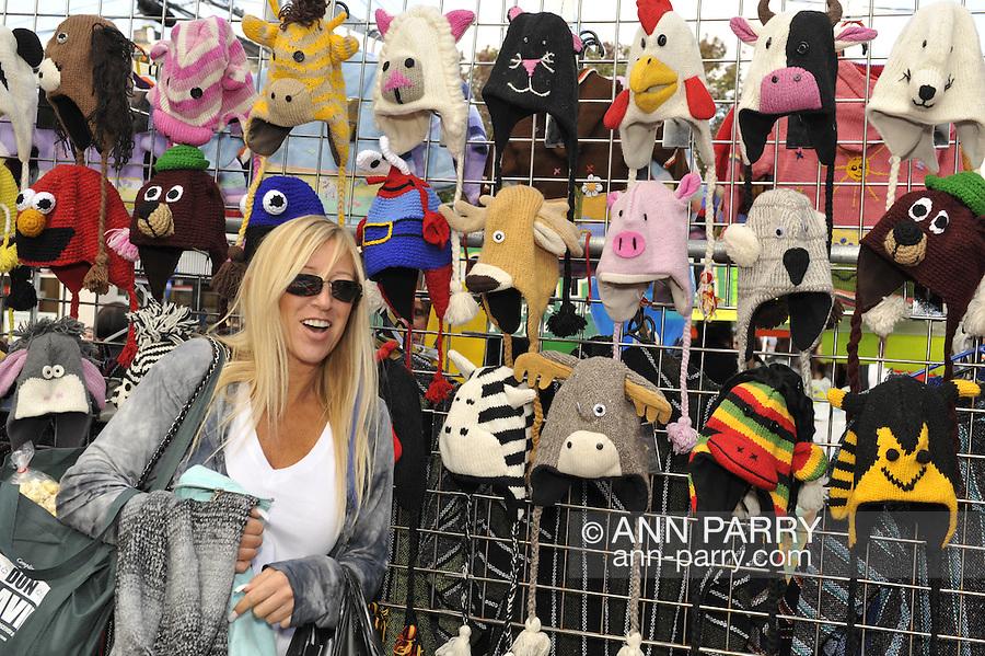 Merrick Street Fair in Merrick, New York, USA, on October 22-23, 2011