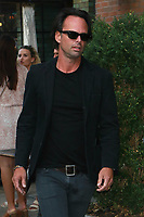 NEW YORK, NY - SEPTEMBER 11: Walton Goggins seen on September 11, 2017 in New York City. <br /> CAP/MPI/DC<br /> &copy;DC/MPI/Capital Pictures