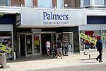 Palmers department store, Lowestoft, Suffolk, England