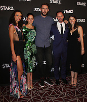 WEST HOLLYWOOD, CA - SEPTEMBER 19:  Nick Kroll, Jenny Slate, Heidi Lewandowski, Charlie Hewson, Talia Tabin attends the screening of Starz Digital Media's 'My Blind Brother' at The London Hotel on September 19, 2016 in West Hollywood, California. (Photo Credit: Parisa Afsahi/MediaPunch).