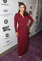 LOS ANGELES, CA - NOVEMBER 8: Eva Longoria at the Eva Longoria Foundation Dinner Gala honoring Zoe Saldana and Gina Rodriguez at The Four Seasons Beverly Hills in Los Angeles, California on November 8, 2018. Credit: Faye Sadou/MediaPunch