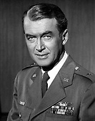File Photo of Brig. General Jimmy Stewart, actor, airman, and citizen. He retired from the Air Force Reserve in 1968 as a brigadier general.   Stewart died on July 2, 1997 from a blood clot in his lung.   .Credit: U.S. Air Force via CNP