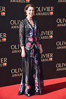 Jessie Buckley<br /> arriving for the Olivier Awards 2017 at the Royal Albert Hall, Kensington, London.<br /> <br /> <br /> &copy;Ash Knotek  D3245  09/04/2017