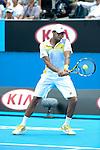 Jo Wilfried Tsonga (FRA) Defeats Go Saeda (JPN) 6-3, 7-6, 6-3