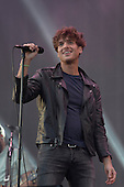 May 25, 2014: PAOLO NUTINI - BBC RADIO 1 BIG WEEKEND - Glasgow Scotland UK