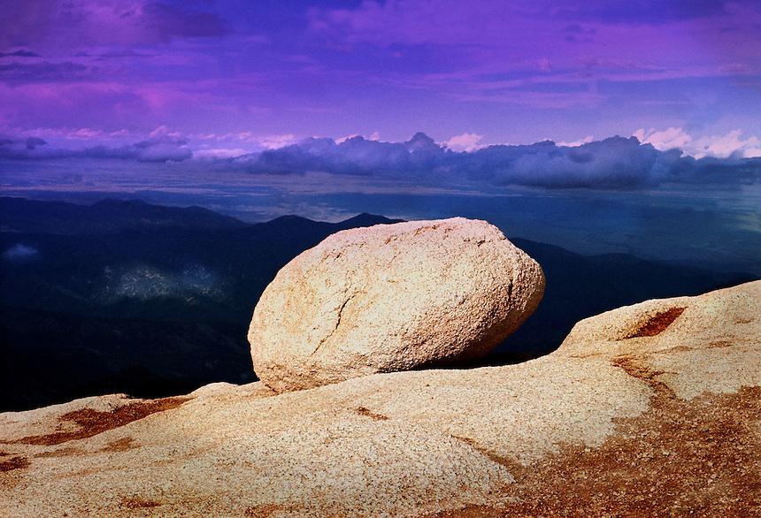 Pike Peaks Rock