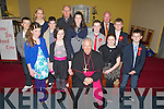 Confirmation day for the pupils of Fenit NS on Wednesday as the bishop of Kerry confirmed them in the Church of the Purifcation, Churchill..Front l-r: Roisi?n Lynch, Zoe O'Carroll, Bill Murphy Bishop of Kerry, Sorcha O'Brien and Cormac O'Brien.Centre  l-r: PJ McCarthy, Sea?n Mortimer,Aoife O'Sullivan, Aaron Williams and Henry Downing. Back l-r: Aisling O'Sullivan(principal), Fr O'Mahony and Padraig O'Connell................. . ............................... ..........